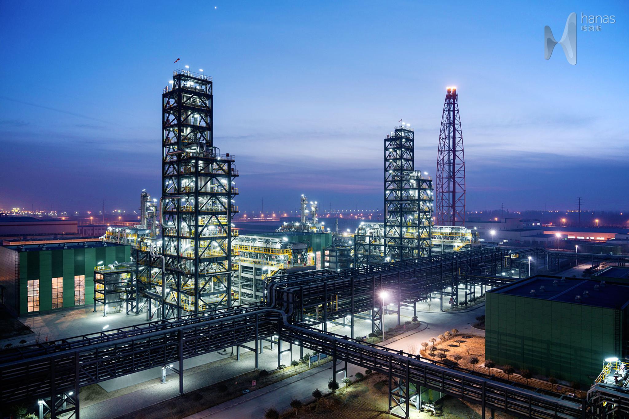 液化天然气工厂贝斯特全球最奢华3322